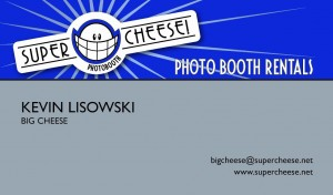SuperCheese Business Card